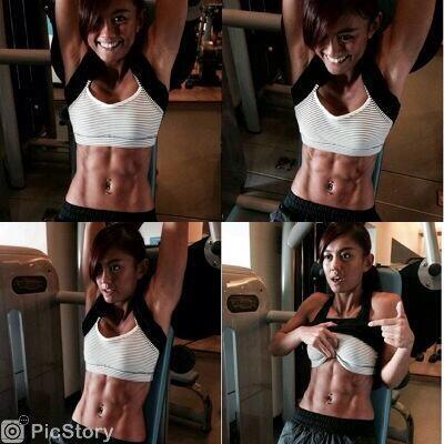 Proud of you @agnezmo #leanestfittestdivaintheworld #respect #admire #adore http://t.co/KuwK0QaNgp