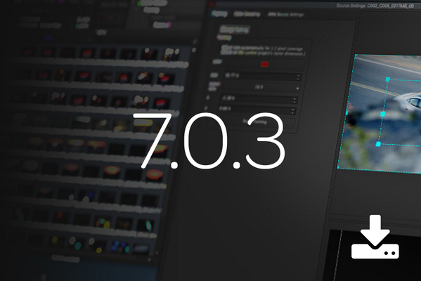 Now available—Media Composer 7.0.3 update for Mac OS X Mavericks and Windows 8.1. http://t.co/JkAueATXHT #Mavericks http://t.co/5eTXpXuEnC