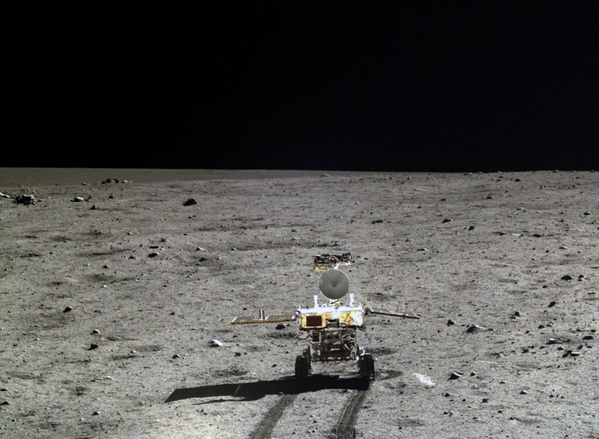 MonkeyBrains ISP (@monkeybrainsnet): @ubnt nano bridge spotted on moon.  RT @pourmecoffee: Yutu going off to explore the Moon is kind of adorable http://t.co/iyUUuZE65v