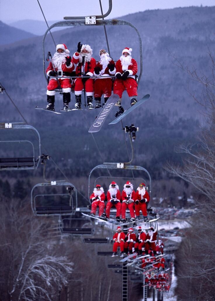 Santa Break http://t.co/MIVvLsWulB