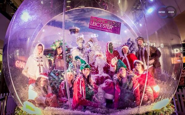 Thanks to all the @Enteredem crew looks like you had fun! @Highcross #Winter Wonderland Workshop http://t.co/6Q1xyYPmbd