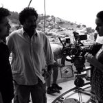 """@mohit11481: #Aashiqui2 behind the scenes .. Me briefing @ShraddhaKapoor http://t.co/bR5Jz0yKdm"""