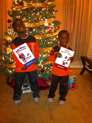 This is a great #Christmas when young kids are excited to learn about #HBCU. #HU @hbcunews @HBCUDigest @Morehouse http://t.co/EWOwaT5T2v