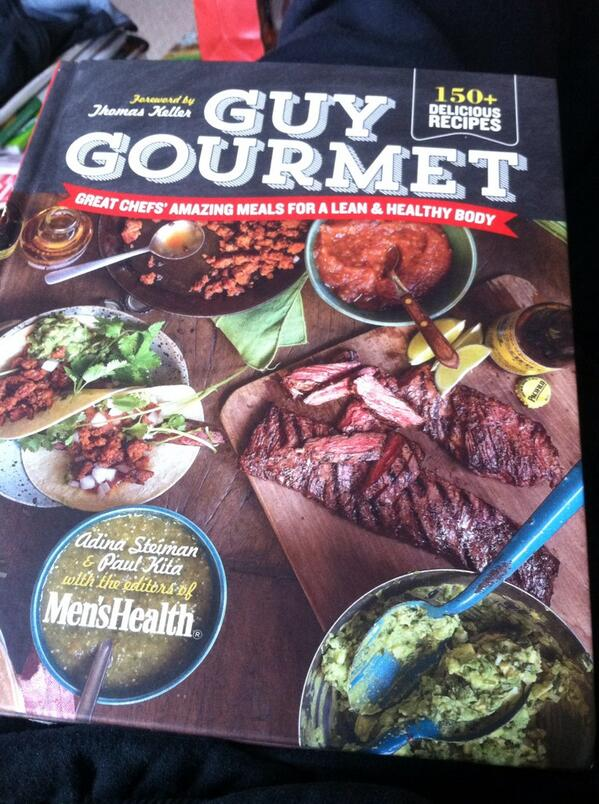 RT @Jake_Green9: Happy Christmas to me @GuyGourmet http://t.co/buirM1VlqG