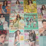 "Thank you ❤ ""@moiiiiraaa: My magazines collection :)) Proud to be fANNEatics <3 @annecurtissmith http://t.co/n8TBDKkMmt"""