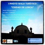I Photowalk Turistico de la Región de Murcia