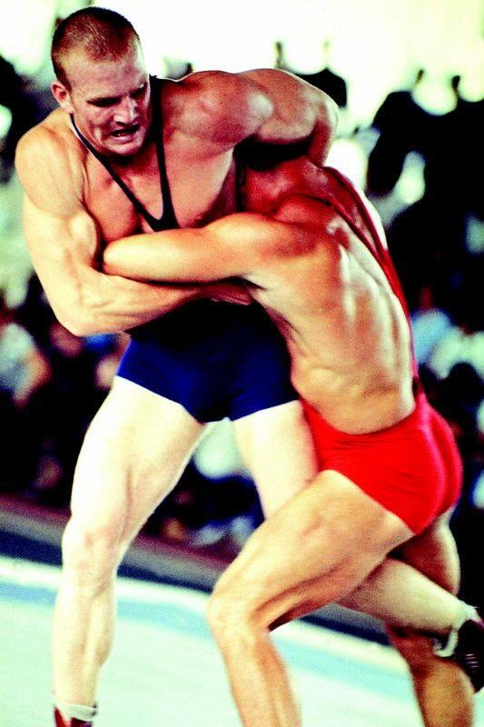 "2x Olympic Champ Ivan Yarygin (USSR). His name also headlines the ""Toughest Tournament in the World."" #TBT http://t.co/RwapbmCG37"