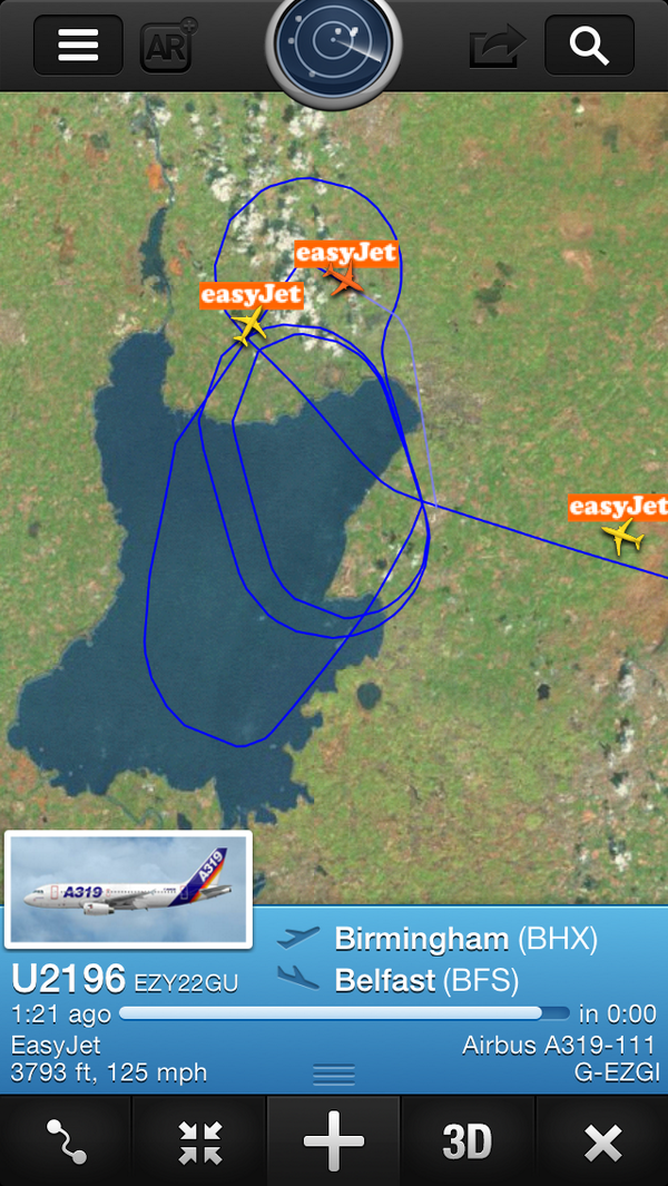 Glad I am not in this @easyJet trying to land in the wind at @BELFASTAIRPORT http://t.co/tof88dG4iT