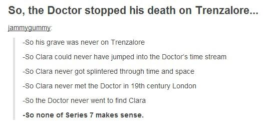 This sums up #DrWho under #Moffat http://t.co/BMJvTGIinD