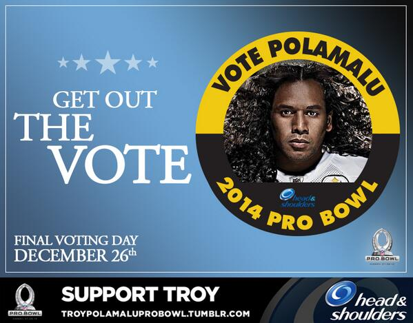 Keep Troy in the Steel City - show him some love and RETWEET this now! Vote @HSforMen's... http://t.co/RucDuhwKQI http://t.co/b2inOTB0sf