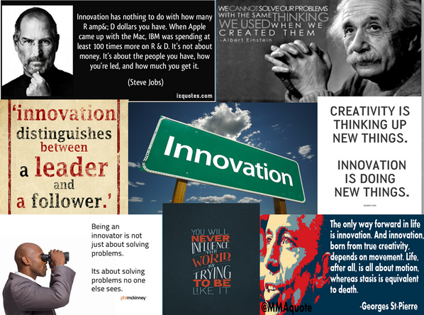 #Innovation Quotes http://t.co/TZN0Wo4Gvc