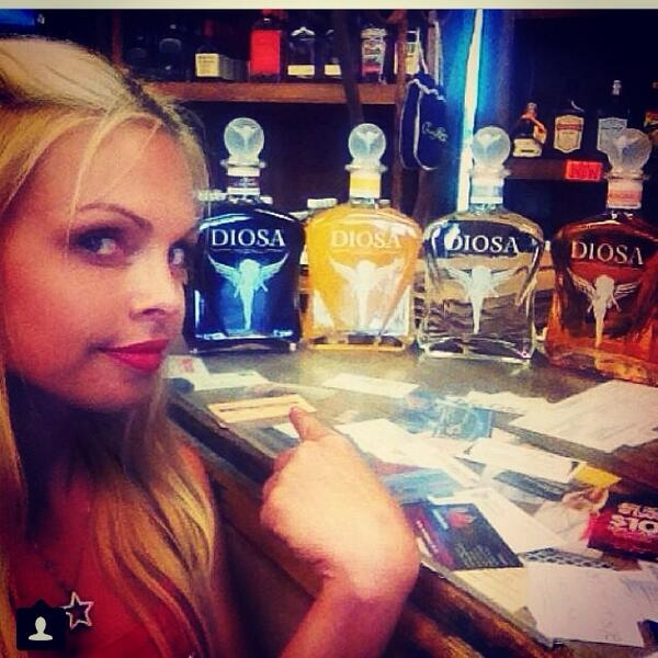 Diosa tequila the best flavored tequila on the market http://t.co/TYbO6jX6fQ
