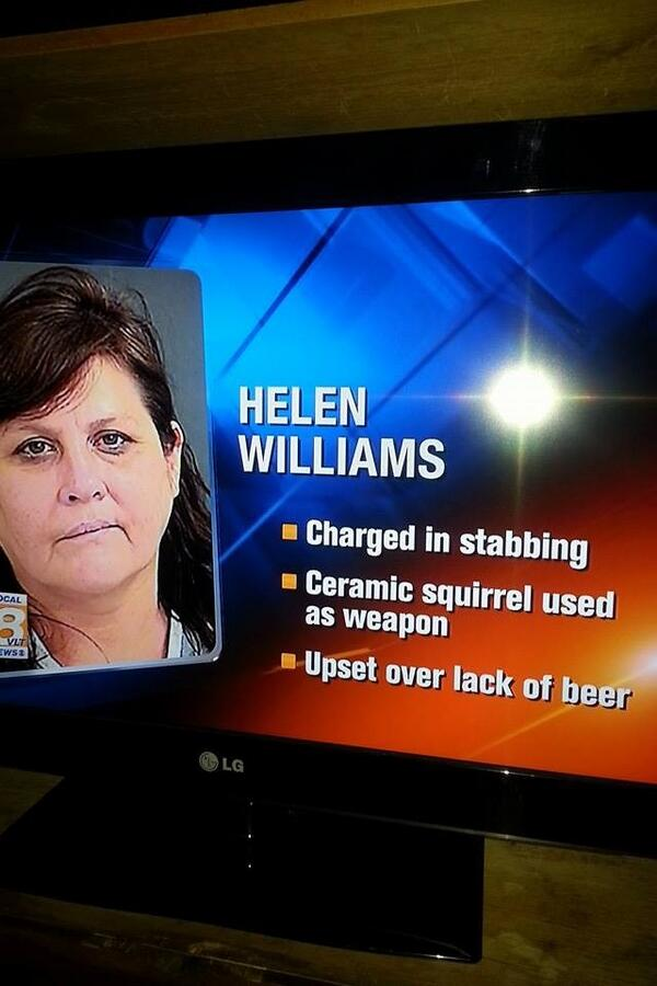 Friend in East Tennessee shared this local news gem #holidays #lackofbeer http://t.co/Gvq94Js7RI