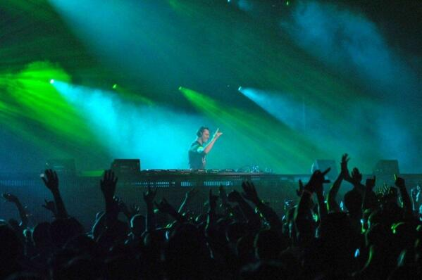 The day is finally here - @tiesto at the Event Center! Will you be there? http://t.co/MoYLxNDOBS