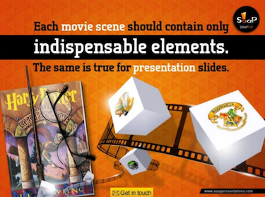 SlideShare (@SlideShare): A good presentation is like a good movie. 52 presentation tips, via @SOAPprez: http://t.co/11jzepRtnQ http://t.co/XNwkfVtPar