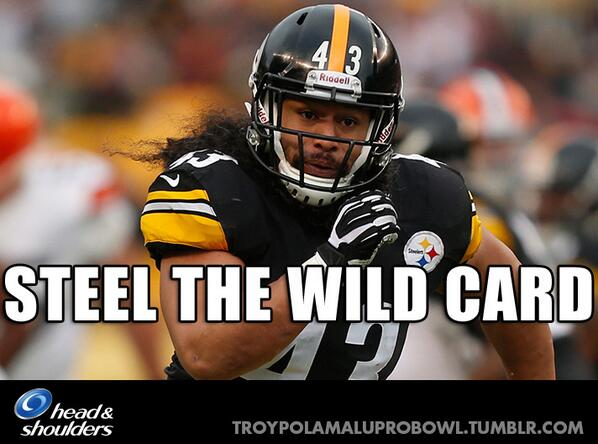 RETWEET and support the #Steelers and Troy getting to the Playoffs! @HSforMen's Troy http://t.co/aCDcKJFFea http://t.co/v9guBxtlpc