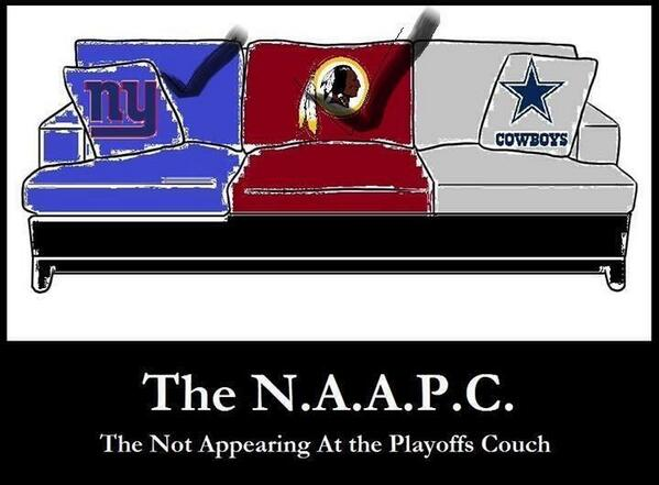 Cowboys fans we even febreezed your spot for u! lol http://t.co/sZ68UfMcJk