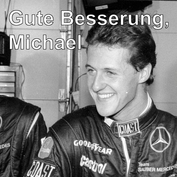 Our thoughts are with Michael Schumacher and his family. We wish them strength in this difficult time. http://t.co/r756m5s9KF
