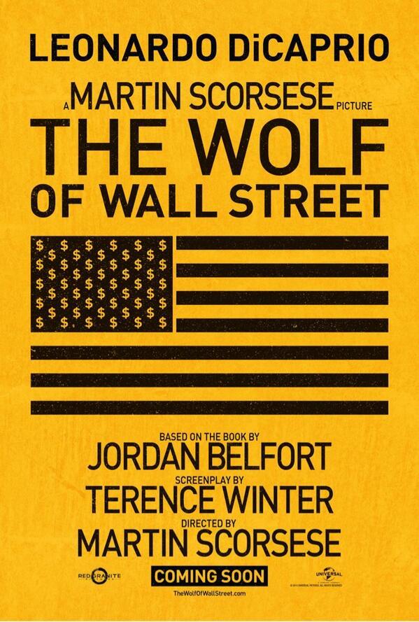 #TheWolfOfWallStreet http://t.co/g9RWZRWe74