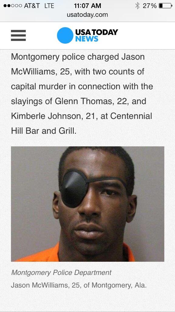 Doe b suspect arrested.  Justice hopefully comin but it won't bring him back @957jamz http://t.co/8GYyaGN6ak