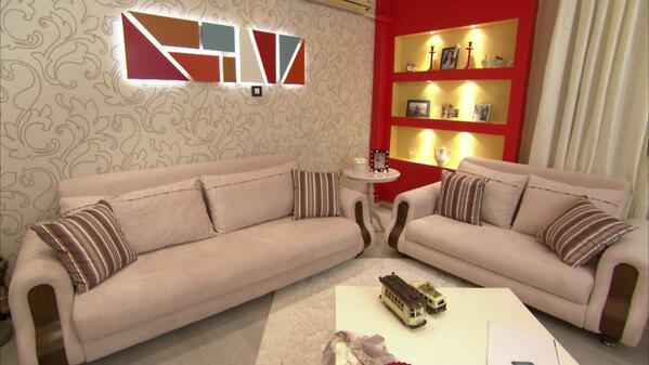 Evim Şahane (@evimsahane): Bulduk Ailesinin Salonunu ve Ozan'ın Odasını Yeniledik! http://t.co/wYWPVEXQhu