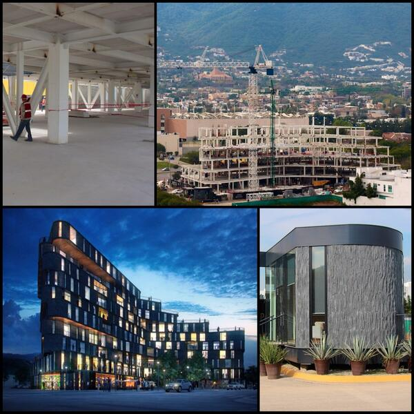 Recent update from our Highpark project in Monterrey http://t.co/4aX0rUfvgT