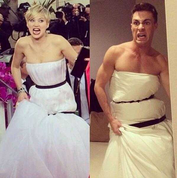 Ahahahahahah #GoldenGlobes http://t.co/MTFO0nYJre