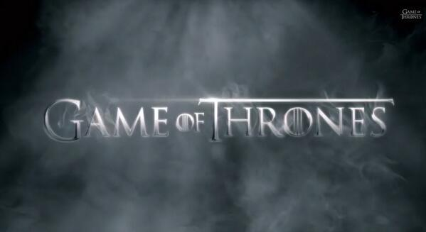 IT'S HERE! First Game of Thrones Season 4 trailer: http://t.co/wa7oFKOPdM http://t.co/3CzoDmkwbp