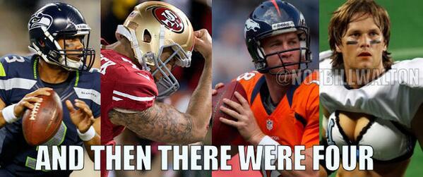 Wilson. Kaepernick. Manning. Brady. http://t.co/UQbFIy7usQ