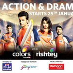 RT @ccl: Action & Drama Starts 25th January 2014 http://t.co/DfpxNCU7WI