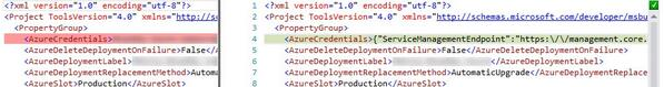 Yo dawg, I heard you like JSON, so I put some JSON in your XML #azure http://t.co/EFFrE5fMY9