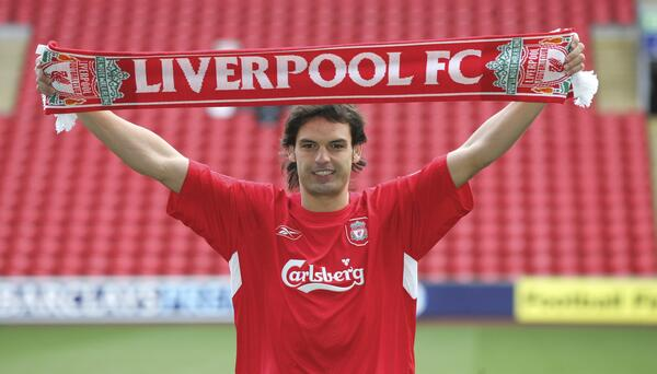 RT @Squawka: ON THIS TRANSFER DAY: In 2005, Fernando Morientes signed for Liverpool for a fee in the region of ?7.5m. http://t.co/VDiV76aaE4