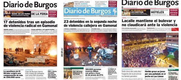 ¿Periodismo? RT @gnesis666: Se nota mucho que el constructor de #Gamonal es también el dueño del @diariodeburgos? http://t.co/FWCtEIqqZc