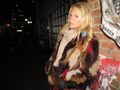 @DelevingnePoppy on #BondStreet | #Poppy #onemanagement #newyork #nyc #theONES http://t.co/cfnQHdikGp