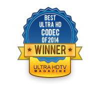 YES! @Ultra_HDTV named DivX/MainConcept Best Ultra HD Codec of 2014 in their Best of #CES2014! http://t.co/01GkuJ3riH http://t.co/D3kif7rvs9