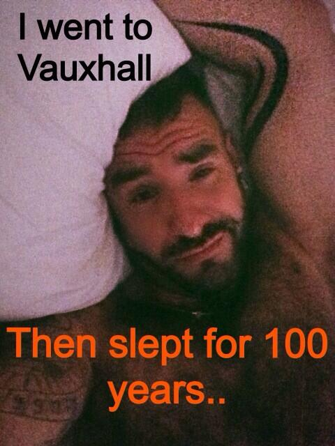 I went to Vauxhall .... http://t.co/T0UUWqKUPR