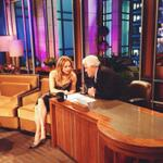 Always fun visiting @jayleno!!!#TonightShow #samegirl http://t.co/q8wByAdU2F
