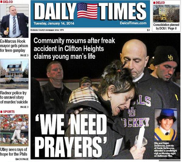 Good Morning! Here is today's Daily Times  http://t.co/sD7Zqu29ks http://t.co/tJJctOcBA2