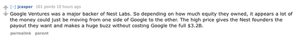 This isn't been mentioned enough in the whole Google bought nest thing – http://t.co/ByJpqpJKXV