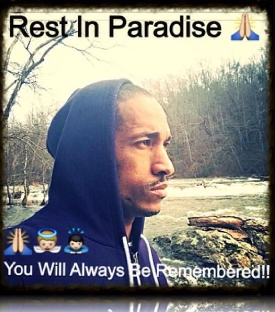 Rest In Paradise! Never met u but you made the best of tiny chat days! They always take the good 1s !!  @djnando404 http://t.co/Fh0dYJtfZe