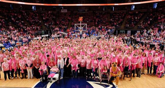 Are YOU ready for the @PennStateWBB @PAPinkZone game? FREE tickets for #BreastCancer survivors http://t.co/pih7fIRwvx http://t.co/Q5ViBII9b4