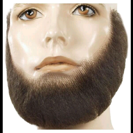 """Maaaaan """"@TashurRaquel: Lace front beard for yall that can't grow one. Thank me later."""