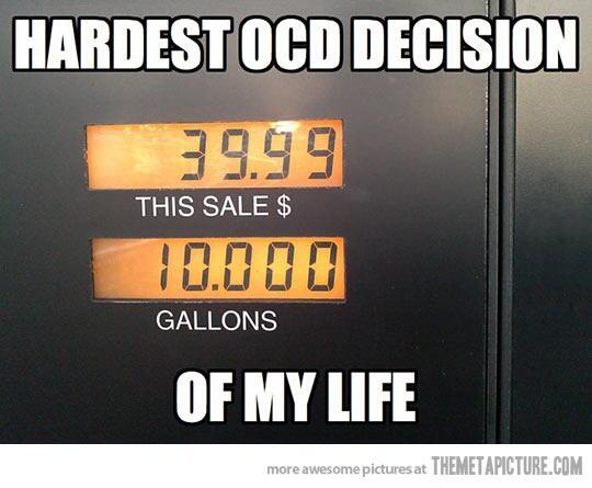 Hardest OCD decision EVER! http://t.co/580DZtYT1T