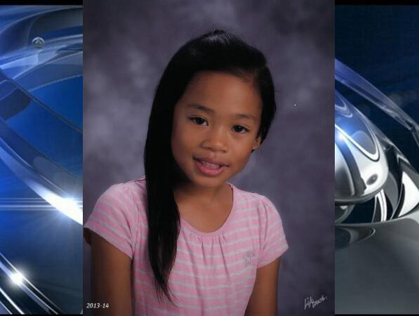 AMBER ALERT for 7 yr old Natalie Calvo of Antioch. Suspect is Asian male, 40-50 in 1990s gold Honda, may be armed. http://t.co/2vdHUJ00w3