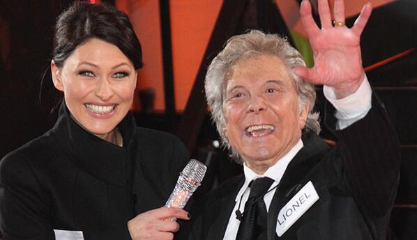 Lionel Blair's #CBB 2014 entry was foreseen by @rickygervais in a 2007 episode of Extras. http://t.co/njxox0Qs6U http://t.co/5u06dcbiK1