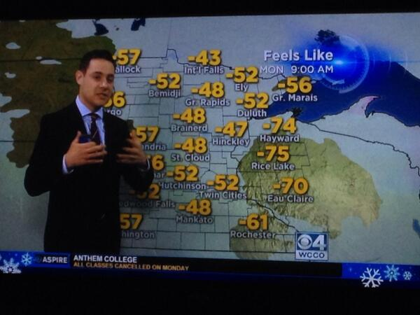 jamieyuccas (@jamieyuccas): You have got to be kidding @matt_brickman @wcco http://t.co/Qi7AUWyyJQ