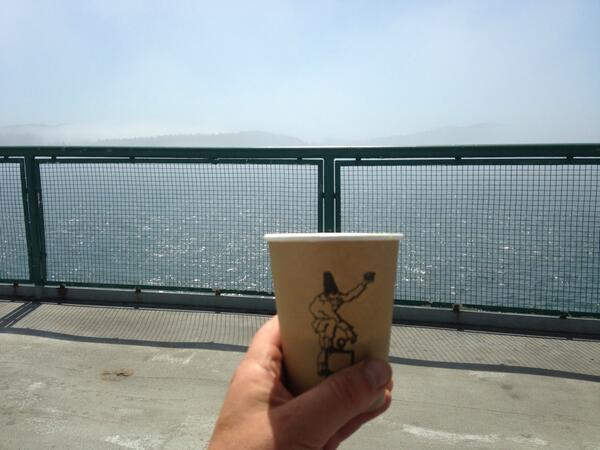 Happy #Saturday everyone! Where in the world are you having @CaffeVita today? http://t.co/B0KkR5Zm5j
