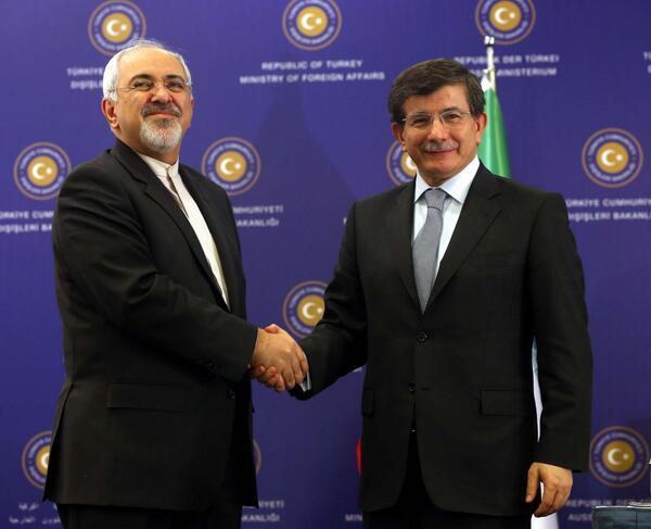 """Türkiye ve İran arasında """"Yüksek Düzeyli İşbirliği Konseyi"""" kurulması kararlaştırıldı http://t.co/wQOdN5SUip http://t.co/6KyChNmOKr"""