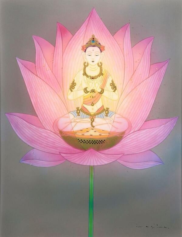 みんなそれぞれの個性を持ち  みんなそれぞれに素晴らしい  だから周りと比べる必要はありません  あなたはあなた自身と繋がり  より豊かに大きな  美しい花を咲かせて下さい  http://t.co/9vf2Fy5Lh6