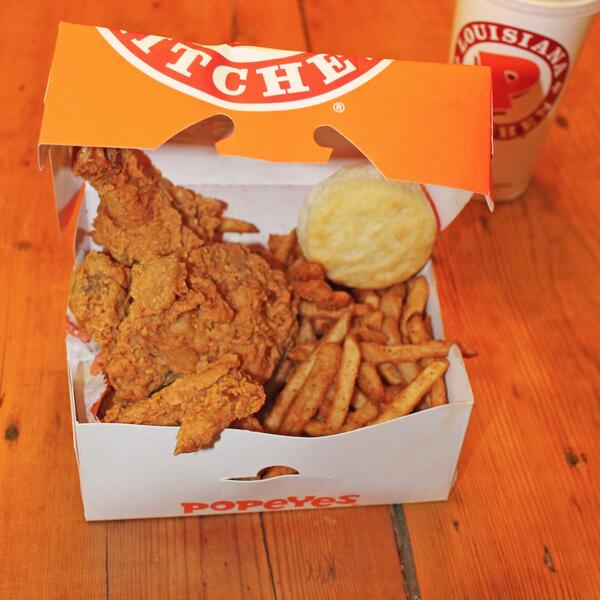Worried about winning on the road? Just bring along a piece of home. #BringTheChicken http://t.co/npWeiGl1Ms
